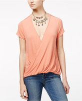 Free People Hoffman Crossover T-Shirt