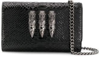 Philipp Plein Skull embellished bag