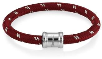 Miansai Sterling Silver Single Casing Bracelet
