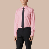 Burberry Modern Fit Cotton Poplin Shirt