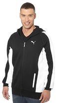 Puma Sporty Fleece Hooded Jacket