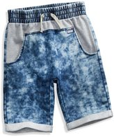 GUESS Drop-Rise Jogger Shorts (8-20)