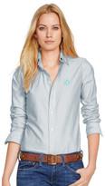 Personalization Custom-Fit Oxford Shirt