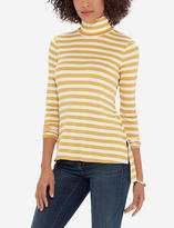 The Limited Striped Turtleneck Shirt