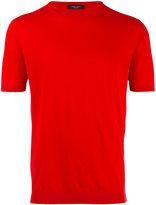 Roberto Collina short-sleeved sweater