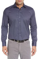 Peter Millar Men's Portsmouth Regular Fit Print Sport Shirt