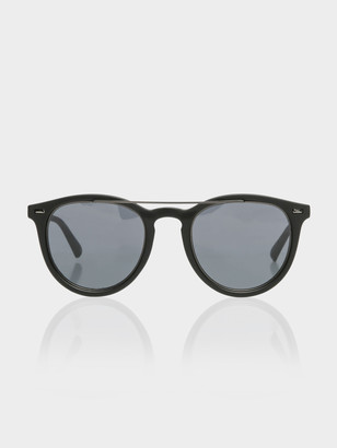Le Specs Womens Fire Starter Claw Sunglasses in Black