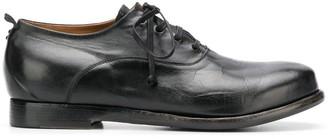 Silvano Sassetti distressed oxford shoes