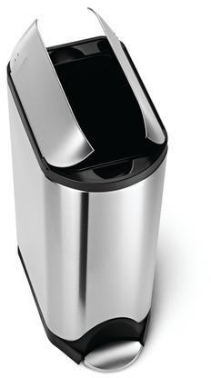 Simplehuman Butterfly Step Can 30L