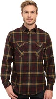 Woolrich Hikers Trail Flannel Shirt Modern Fit