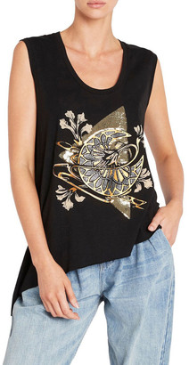 Sass & Bide Otherworldly Wonders Tank