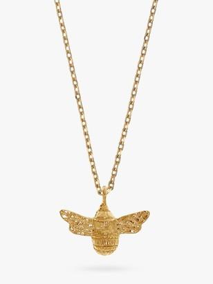 Estella Bartlett Bee Pendant Necklace, Gold