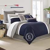 Bed Bath & Beyond Southern Tide® Starboard European Pillow Sham in Navy