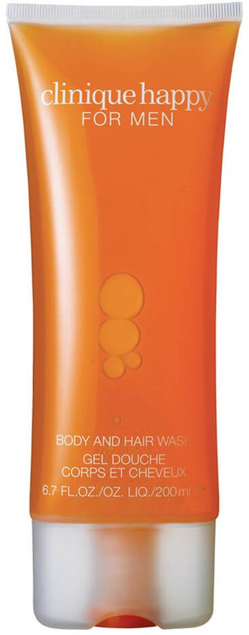 Thumbnail for your product : Clinique Happy for Men Body and Hair Wash 200ml