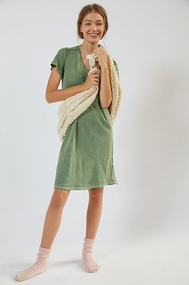 Helle Mini Tee Dress