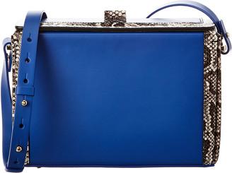 Nico Giani Cerea Large Leather Box Bag