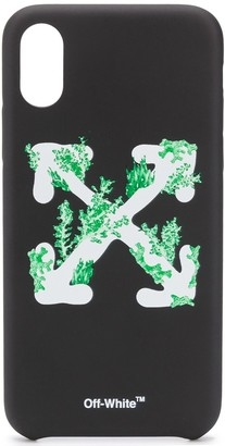 Off-White arrows iPhone XS case