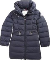 Moncler Long Quilted Puffer Coat