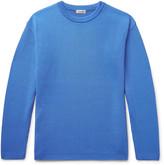 Camoshita Ribbed-Knit Sweater