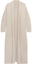 Elizabeth and James Alden Alpaca-blend Cardigan - Beige