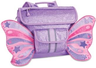 """Bixbee 10"""" Kid' parkaliciou Butterflyer Backpack - Purple"""