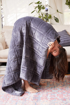 Urban Outfitters Plush 15 lb Weighted Blanket