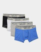 Mojo Basic Trunks 4 Pack