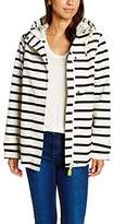 Tom Joule Women's V_coastprint Waterproof Jacket,(Manufacturer Size: Small)