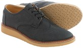 Toms Aviator Twill Brogue Shoes (For Men)