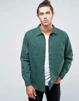 Brixton Blake Workwear Shirt in Regular Fit