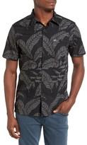 Hurley Men's Belize Print Woven Shirt