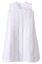 Halo Innovations HALO® Sleepsack® Wearable Blanket 100% Cotton - Soft Pink Bird Life