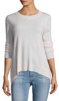 White + Warren Cashmere Solid Sweater