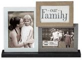 Prinz 2-Photo Neutrals Mantel Family Collage