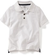 Old Navy Short-Sleeve Pique Polo for Toddler