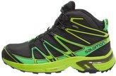 Salomon Xchase Gtx Walking Boots Asphalt/peppermint/granny Green