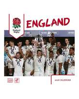 Fashion World 2018 England Rugby Calendar