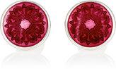 Barneys New York Men's Floral Cufflinks-PINK