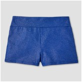 Freestyle by Danskin Girls Dance Short - Blue
