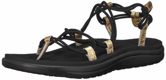 Teva Women's W VOYA Infinity Metallic Sandal