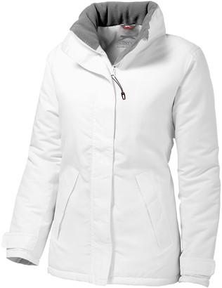 Slazenger Under Spin Ladies Insulated Jacket - White XL