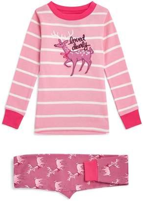 Hatley Darling Deer Applique Pyjama Set