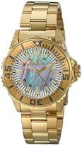 Invicta Women's 17698 Pro Diver Analog Display Swiss Quartz Gold Watch