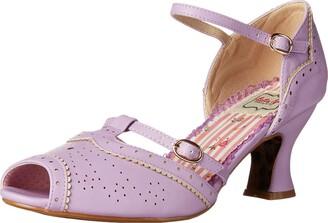 """Bettie Page Women's Nicole 2"""" Heeled Sandal"""