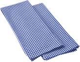 DII 100-Percent Cotton, Oversized Striped Dishtowel, Set of 2