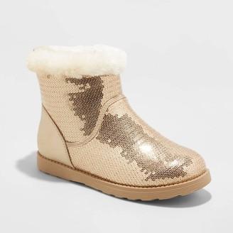 Cat \u0026 Jack Gold Girls' Shoes | Shop the