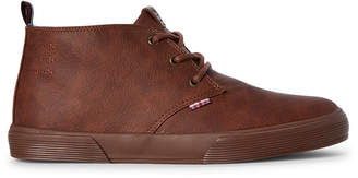 Ben Sherman Brown Bristol Chukka Sneakers