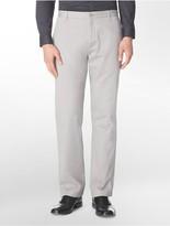 Calvin Klein Straight Fit Cotton Pants