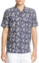 Blank NYC BLANKNYC Floral Print Regular Fit Button-Down Shirt
