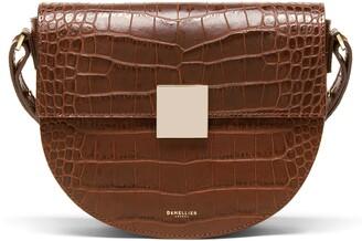 DeMellier Oslo Leather Shoulder Bag